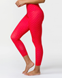 Yogabyxa High Basic Midi, Red Hot - ONZIE
