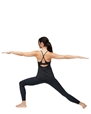 Yogatopp Breeze Support Cami, Black - Manduka