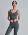 Jumpsuit Julia Jumpsuit, Pine - Drop of Mindfulness