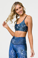 Yoga BH Graphic Bra, Constellation - ONZIE
