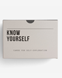 Inspirationskort Know Yourself Prompt Cards
