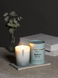 Doftljus Before Sleep Scented Candle, Lavender Eucalyptus & Cedar - Aery Living